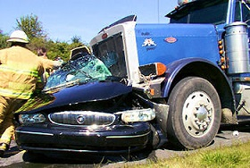 Baltimore truck accident lawyer